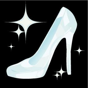 ガラスの靴とみんなのようになりたい願望 Comediコメディ